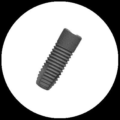 Implant zębowy astra