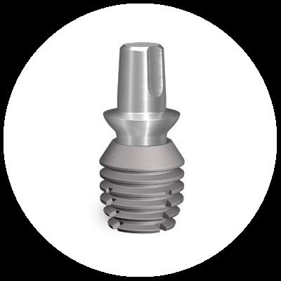 Implant zębowy Bicon